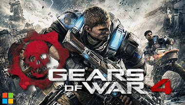 Single player campaign trailer for Gears of War 4